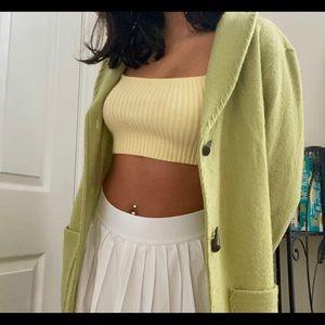Cute Wool Blazer / Overcoat